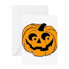 Pumpie the Pumpkin Greeting Card