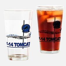 VF-213 Blacklions Drinking Glass