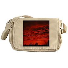 Delta Fiery Sunrise Messenger Bag