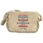 Confuse Revenge Messenger Bag