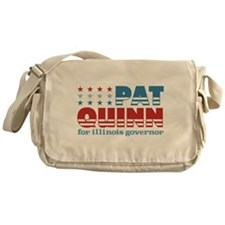 Quinn for Governor Messenger Bag