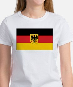 Germany State Flag Women's T-Shirt