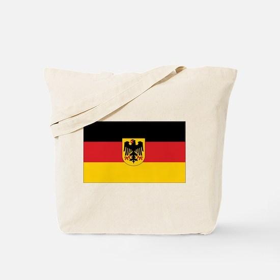Germany State Flag Tote Bag