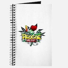 I Heart Reggae Music Journal