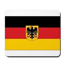 Germany State Flag Mousepad