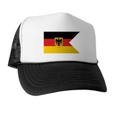 Germany Naval Ensign Trucker Hat