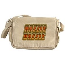 Razzle Dazzle Messenger Bag