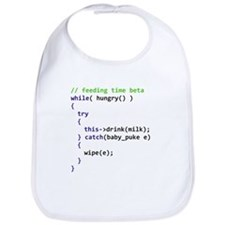 Unique Geek Bib