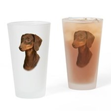 Dachshund 9Y420D-379 Drinking Glass