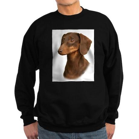 Dachshund 9Y420D-379 Sweatshirt (dark)