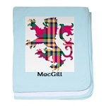Lion - MacGill baby blanket
