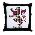 Lion - MacGill Throw Pillow