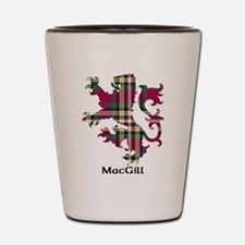 Lion - MacGill Shot Glass