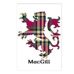 Lion - MacGill Postcards (Package of 8)