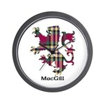 Lion - MacGill Wall Clock