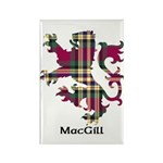 Lion - MacGill Rectangle Magnet (100 pack)