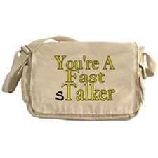 sTalker Messenger Bag
