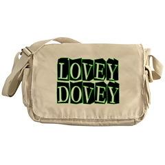 Lovey Dovey Messenger Bag
