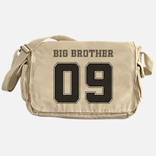 Black Big Brother 09 Messenger Bag