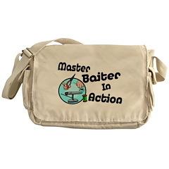 Master Baiter Messenger Bag