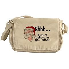 Santas Secret Messenger Bag