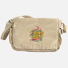 F Up Cancer Messenger Bag
