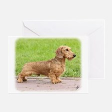 Dachshund 9Y426D-178 Greeting Card