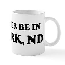Rather be in Bismark Coffee Mug