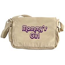 Mommy's Girl Messenger Bag