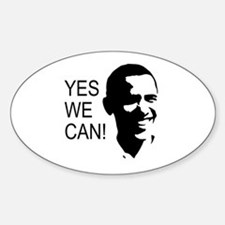 Obama's Face: Bumper Stickers