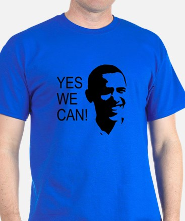 Obama's Face: T-Shirt