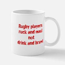 Ruck and maul Mug