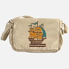 Pro Immigration Messenger Bag
