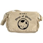 Department of Peace Messenger Bag