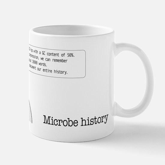 Microbe history