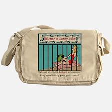 Political Gitmo Messenger Bag