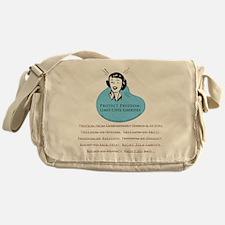 Protect Freedom Messenger Bag