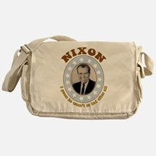 Bring Back Nixon Messenger Bag
