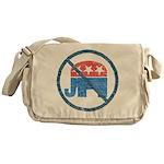 Anti GOP Messenger Bag
