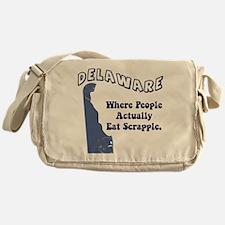 Vintage Delaware Messenger Bag