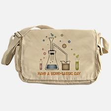 Scien-tastic Day Science Messenger Bag