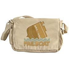 Failboat Messenger Bag