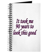 90 years old Journal
