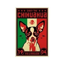 Chihuahua Revolution 1904! Magnet