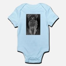 Funny Ghost busters Infant Bodysuit