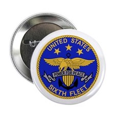 """Go Navy 2.25"""" Button (100 pack)"""
