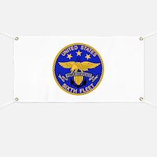 Go Navy Banner