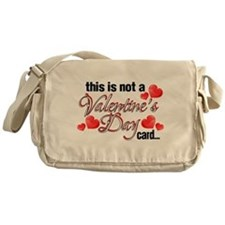 Cute Proposal Messenger Bag