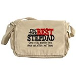 Best Stepfather Messenger Bag