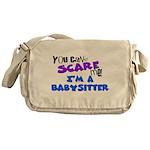 Babysitter Messenger Bag